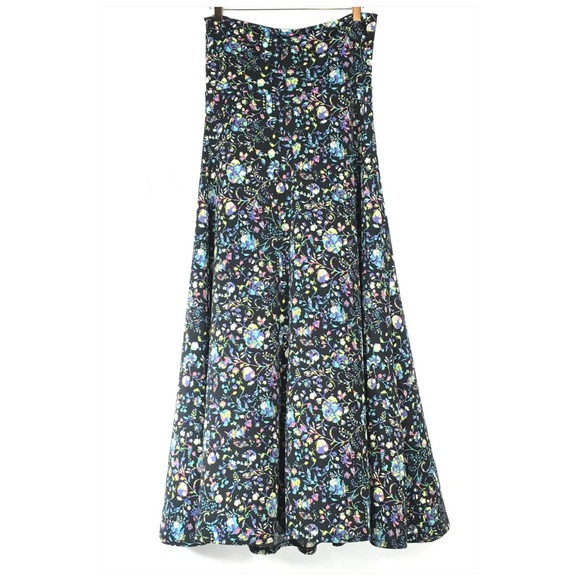 LuLaRoe Dresses & Skirts - LulaRoe Floral Maxi Skirt Size Small